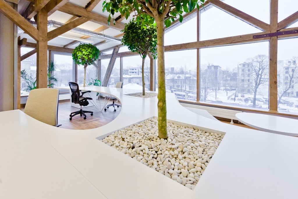 Ecología en el diseño interior