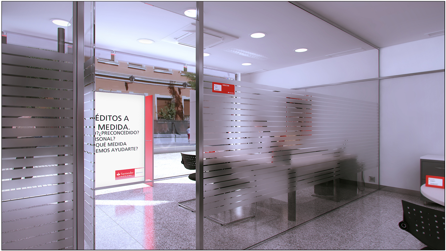 Banco Santander Despacho