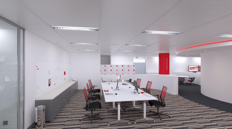 Oficinas centrales BSCH