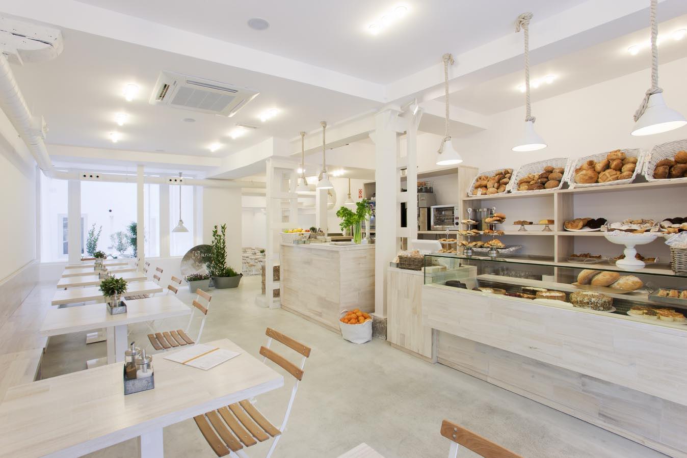 Características del diseño interior retail