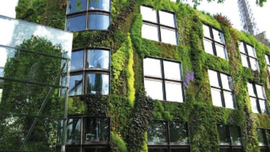 Arquitectura sustentable o verde