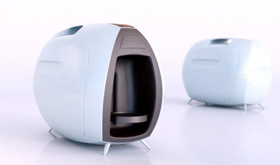 diseño cafetera