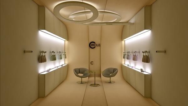 circle showroom