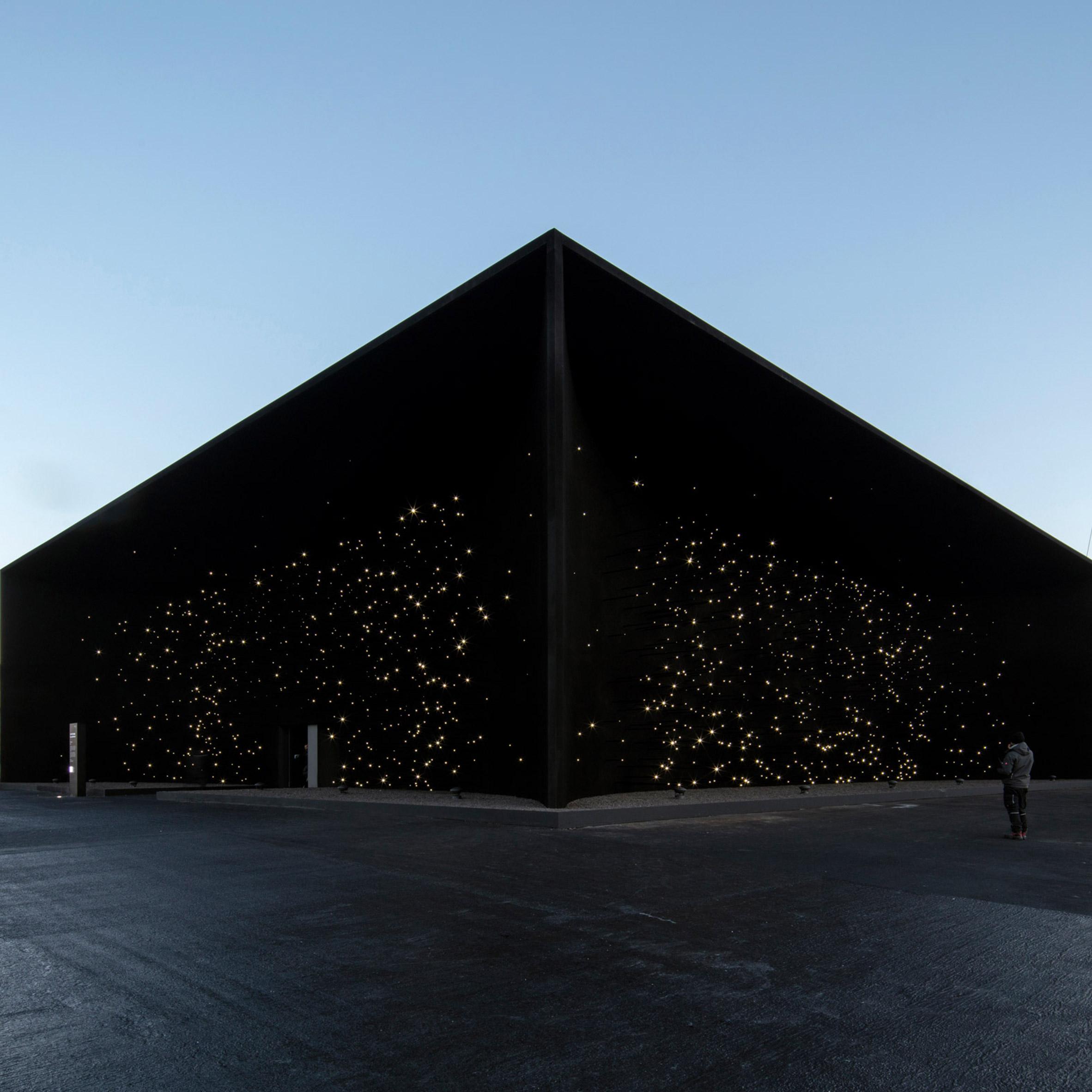 El edificios más oscuro del mundo